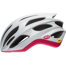 Bell Nala MIPS Joyride Road Helmet matte white/cherry